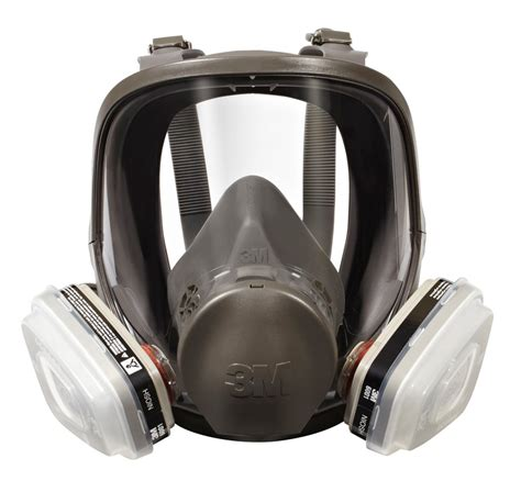 3M Full Face Paint Project Respirator, Medium - Safety