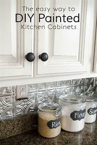 best 25 paint cabinets white ideas on pinterest With kitchen colors with white cabinets with handmade stickers
