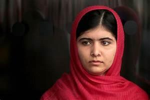 Malala Yousafzai Opens Birmingham Library | Observer