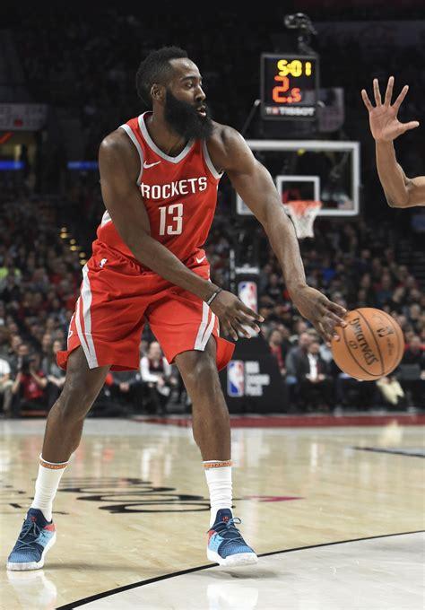 Rockets' James Harden calls big defenders on him 'barbecue ...