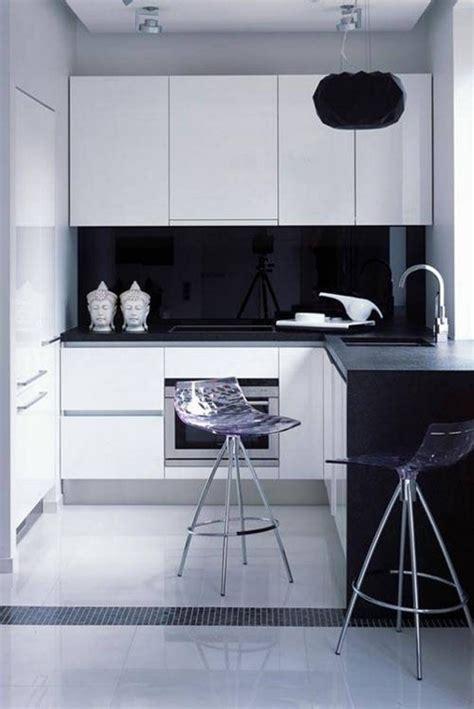 design idea  classic black  white kitchen midcityeast