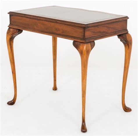 queen anne writing desk antique queen anne writing table ladies desk