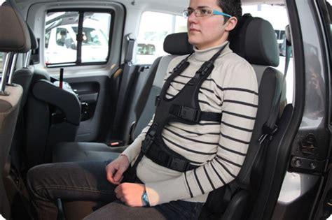 detacher siege voiture découvrez le nouveau harnais de maintien pour voiture avec