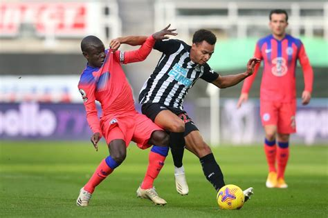 Premier League 2020/21 : Chelsea vs Newcastle United ...