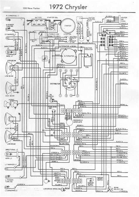 Wiring Diagram 1951 Plymouth Concord by Chrysler Car Manuals Wiring Diagrams Pdf Fault Codes