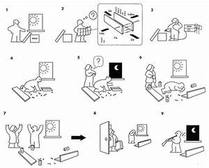 Gwadzilla  Ikea Instructions