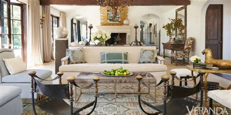Rustic And Refined Los Angeles Ranch