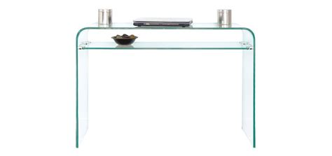 meuble de cuisine pour four encastrable photo table console en verre