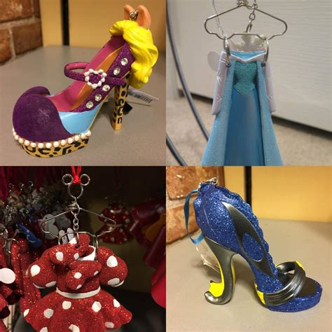 tons of fashionable disney christmas ornaments available for killer prices