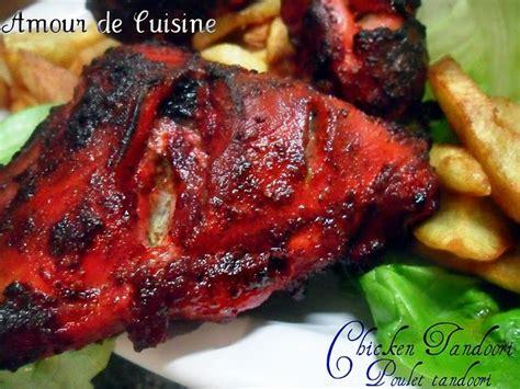 cuisine indienne poulet tandoori cuisine indienne poulet tandoori amour de cuisine