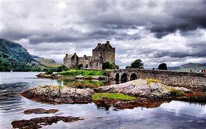 Scotland Castle Eilean Donan 1600 Castles 2560