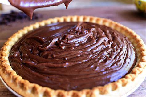 chocolate pie  pioneer woman