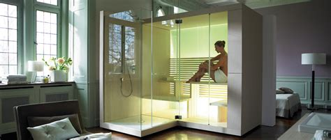 duravit indoor sauna  interior design ideas