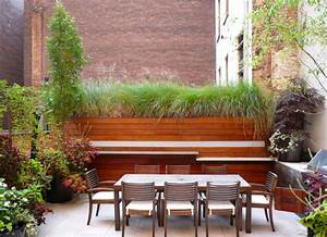 new york city and brooklyn landscaping hardscape design With markise balkon mit tapete new york