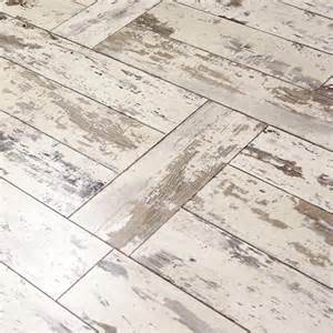 Home Depot Rustic Wood Look Tile hampton bay maui whitewashed oak 8 mm thick x 11 1 2 in