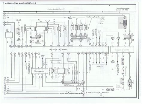 4age Wiring Diagram by Toyota Ae111 4age Advanced Electrical Wiring Diagrams