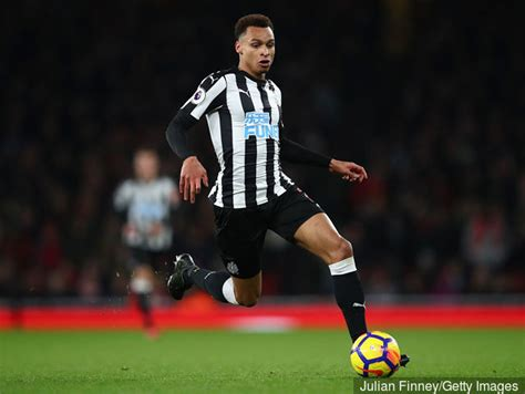Report: Derby County want Newcastle United's Jacob Murphy ...