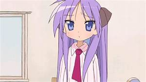 lucky star anime gif   Tumblr