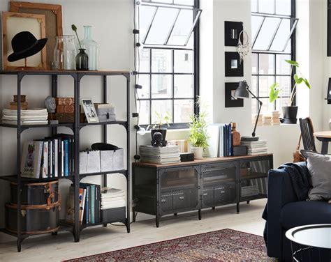 Collection Fjallbo Ikea étagère 69$ Meuble Tv 149$