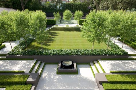 square concrete planter how to add modern elements to your landscape design