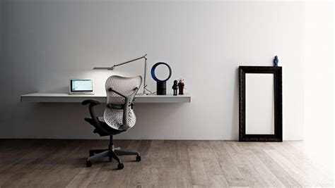 simple home office design ideas wall mounted laptop desk