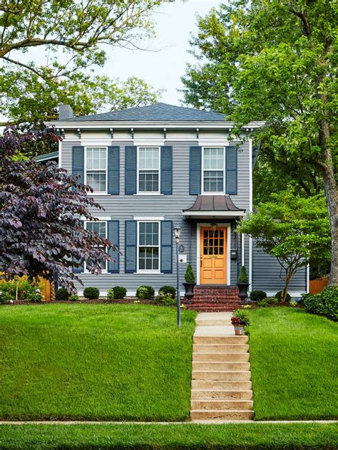 Curb Appeal Ideas From St Louis, Missouri Hgtv