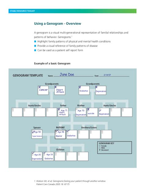 microsoft word genogram template genogram template 7 free templates in pdf word excel