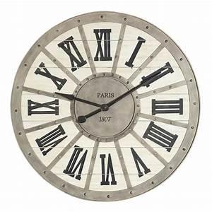 Horloge Murale Maison Du Monde : pendule murale maison du monde ~ Teatrodelosmanantiales.com Idées de Décoration