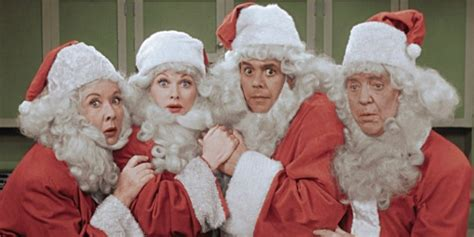 'i Love Lucy Christmas Special' To Air On Cbs In December Huffpost