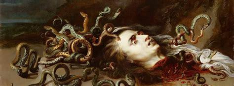 medusa mythologie bedeutung und ursprung der figur