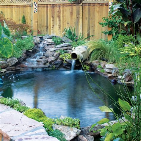 unique pond ideas garden pond ideas with unique pond and stone and grass exterior most popular small pond