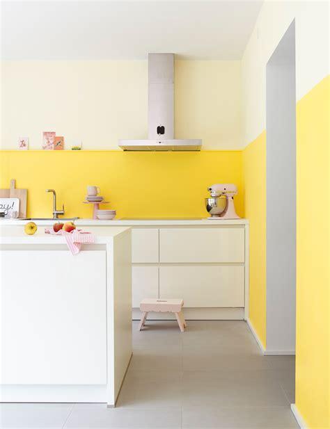 Küchen Ideen Farbe by Ideen F 252 Rs K 252 Che Streichen Und Gestalten Alpina Farbe