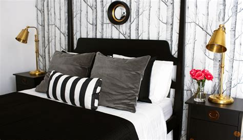 black white and gold bedroom black and gray bedroom eclectic bedroom bryn