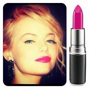 MAC Girl About Town | M.A.C lipstick | Pinterest