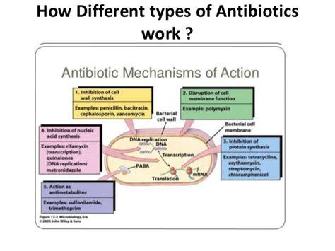 Generations Of Antibiotics