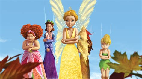 Tinkerbell And The Secret Of The Wings Tinkerbell Film