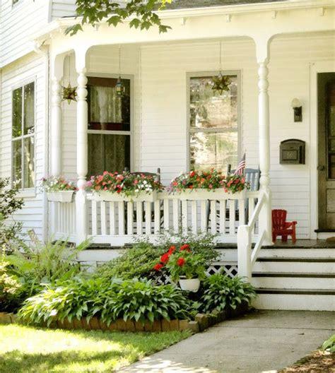 quaint porches  town filled  older homes