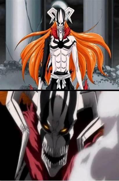 Hollow Form Ichigo Anime Manga Bankai Bleach