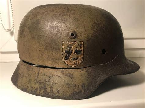 Is It Original M35 Ss Relic Helmet