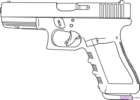 Nerf Gun Coloring Pages 23562 Bestofcoloringcom