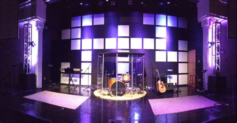 pictures  small church stages joy studio design