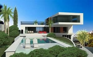 Moderne Design Villa : minimalist contemporary villas in benahavis hudson international ~ Sanjose-hotels-ca.com Haus und Dekorationen