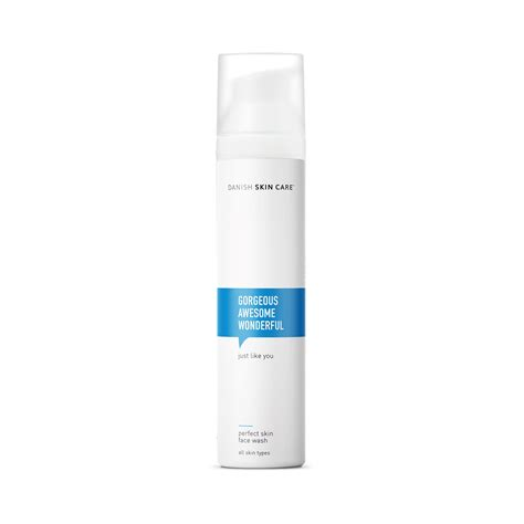 Mild Cleanser For The Treatment Of Pimples, Acne And
