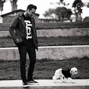 tony perry and a dog | Tumblr