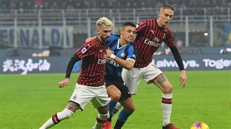 Inter de Milão x Milan | Onde assistir, prováveis ...