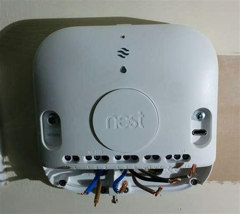new house tech replacing a danfoss tp9000 with a nest 3rd aimless wandering