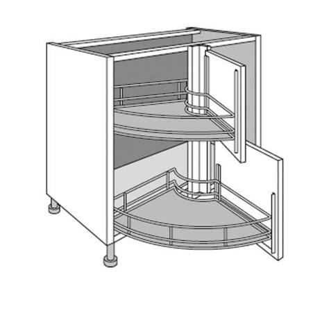cuisine meubles bas meuble de cuisine d 39 angle bas lumio cuisine