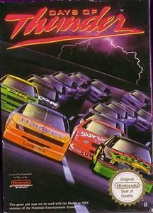 Days of Thunder sur Nes - jeuxvideo.com