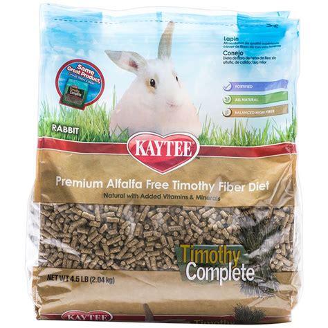 cuisine complet kaytee kaytee timothy complete rabbit food rabbit food