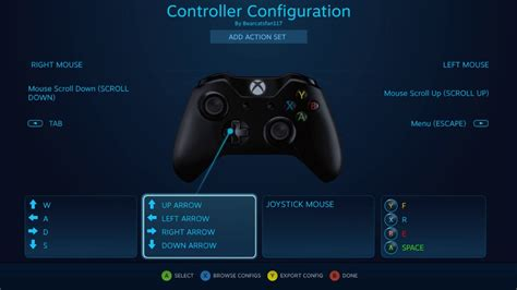 How To Use A Xbox Controller With Any Steam Game Youtube